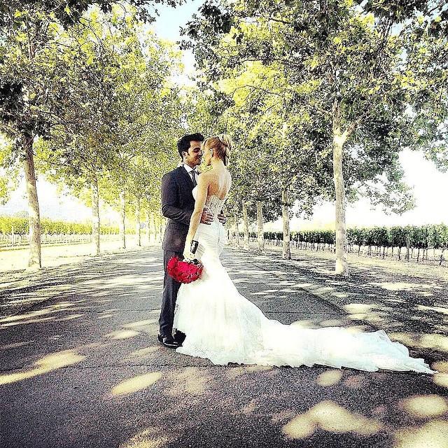 luis fonsi se casó Luis Fonsi se casó con la modelo Águeda López