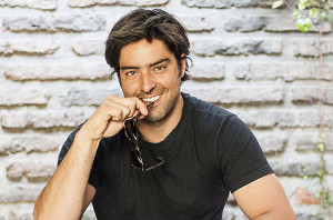 Actor Cristián Riquelme