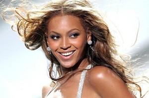 Cantante Beyoncé