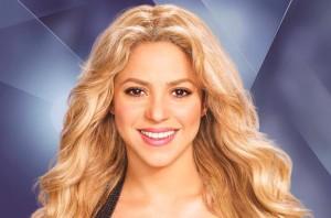 Cantante Shakira