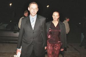 Carola Bretahuer y Mauricio Israel