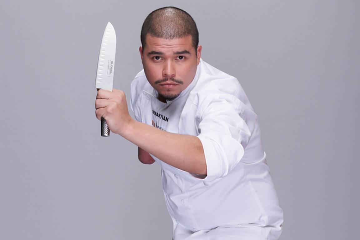 Participante Top Chef Sebastián Araya