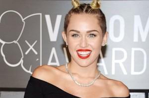 Cantante Miley Cyrus