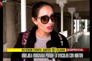 Fernanda Urrejola día de furia