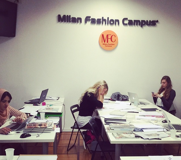 Milan Fashion Campus Cote Lopez