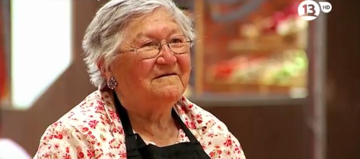 Abuelita Eliana Master Chef