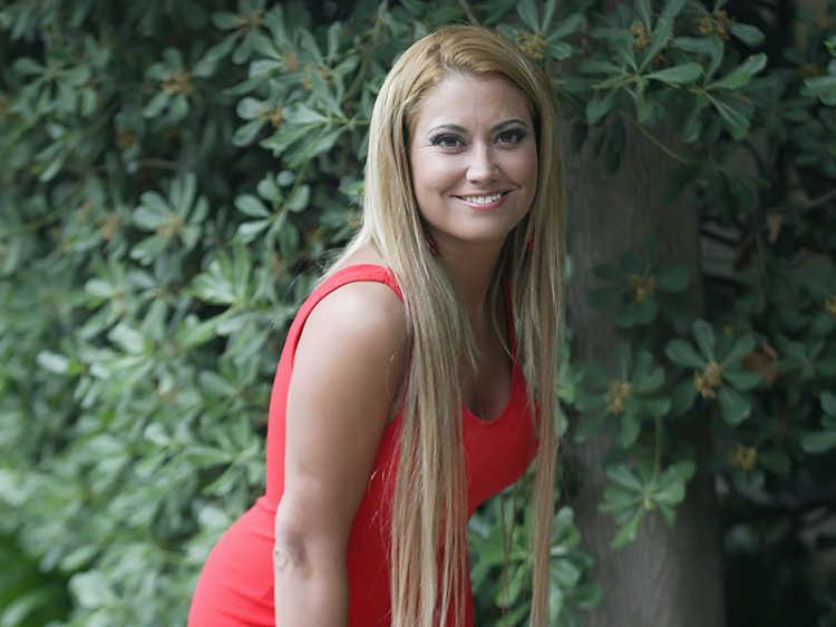Denisse Campos fue involucrada en persecución policial