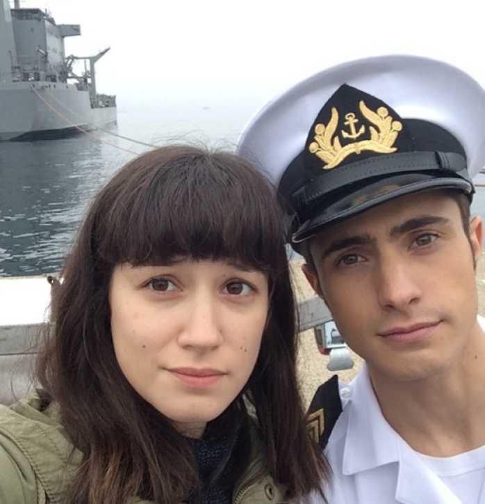 fernanda ramirez y su novio