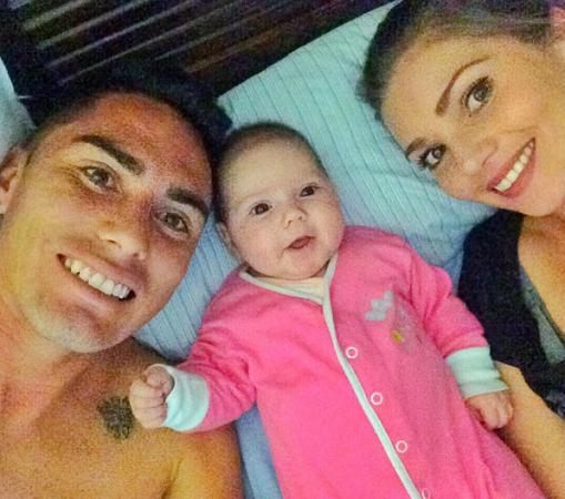 faloon y su familia