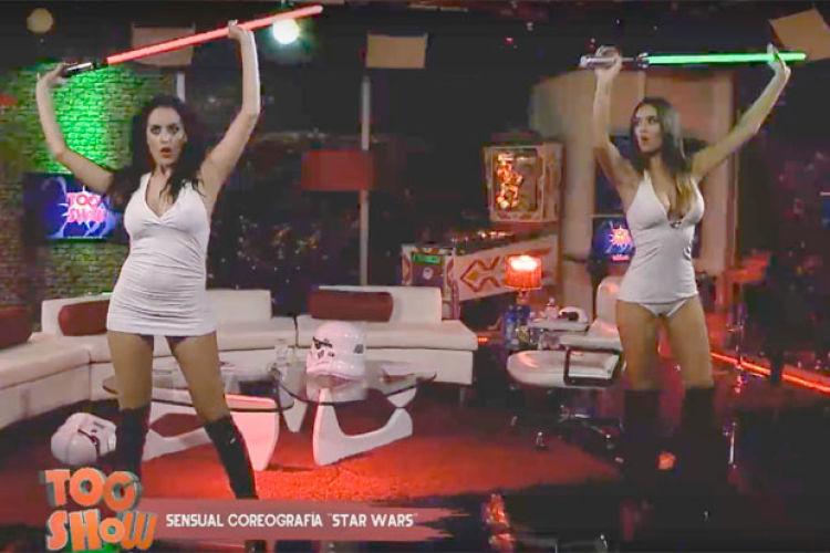 stars wars toc show