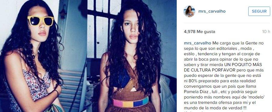 instagram michelle carvalho