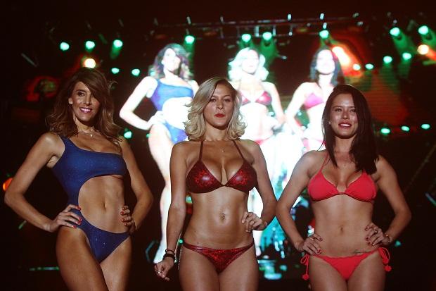 candidatas reinas de san javier 2016