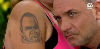 tatuaje lucho jara