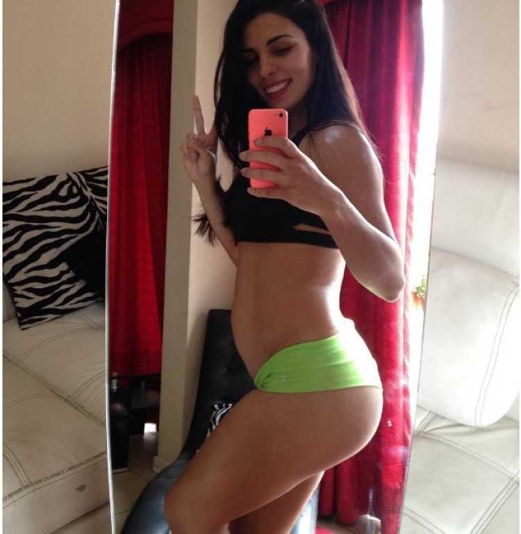 Ex Chica Yingo Luce Sus 5 Meses De Embarazo En Ropa Interior