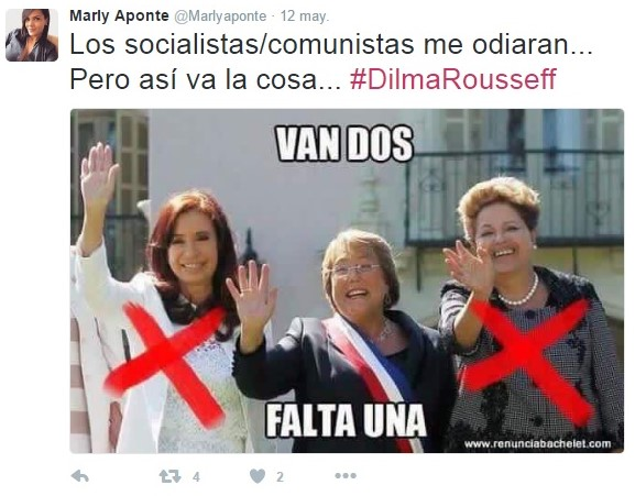 twitter marly aponte