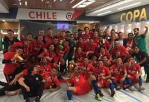 chile campeon centenario