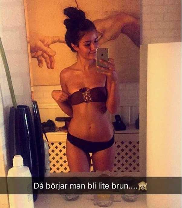 steffi bikini
