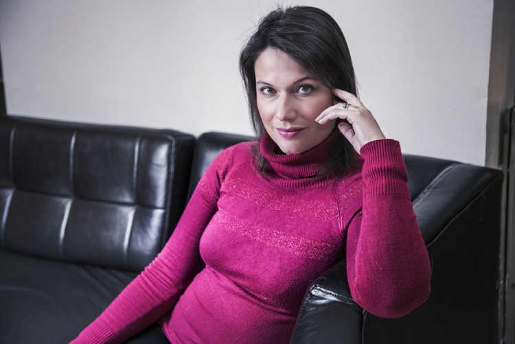 actriz catherine mazoyer