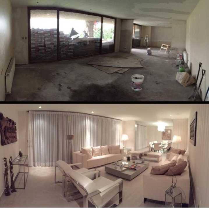 Fotos daniela ar nguiz mostr sus trabajos como - Trabajos de decoracion de interiores ...