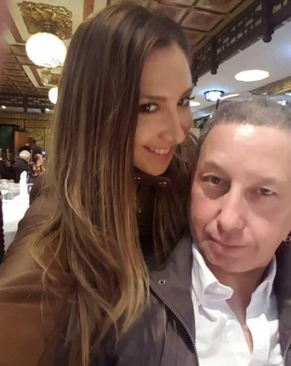 luli y su padre