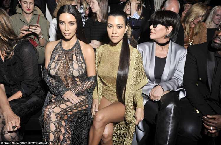 transparencia kim kardashian