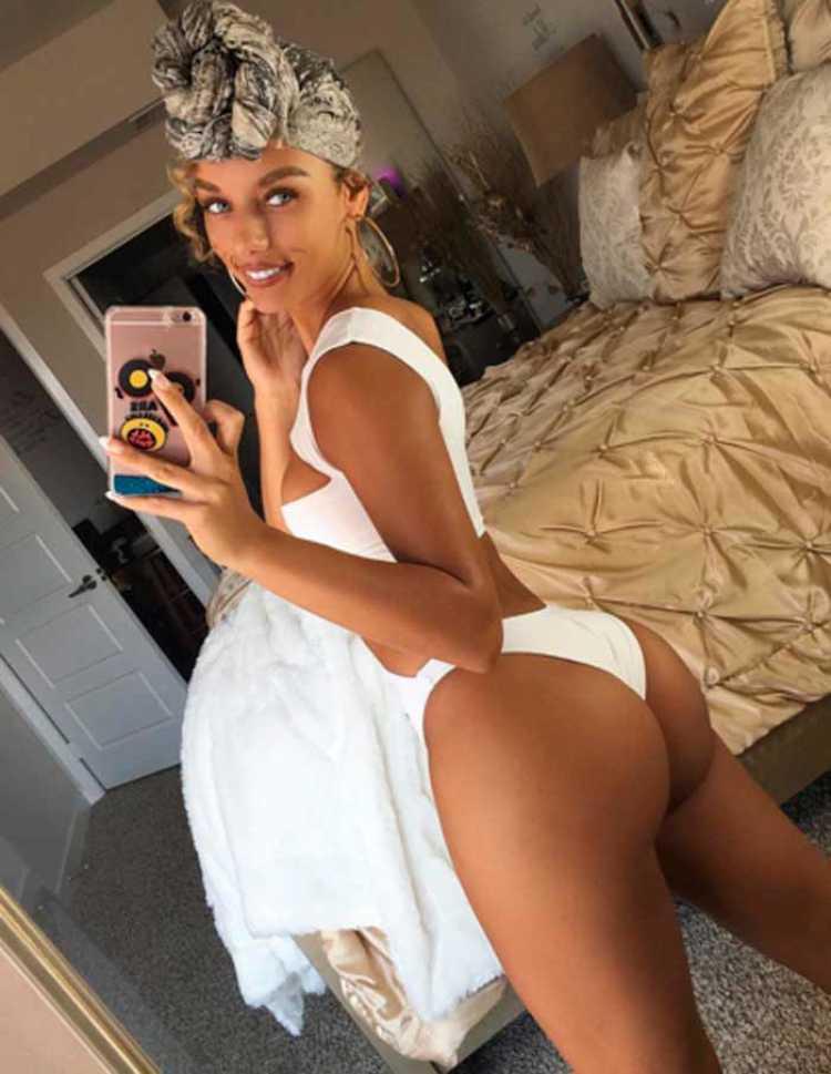Esperanza gomez booty i like 7
