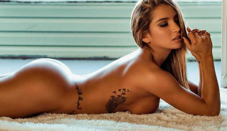 Fotos Vanessa Mejía La Infartante Modelo Gringa Tecachecl