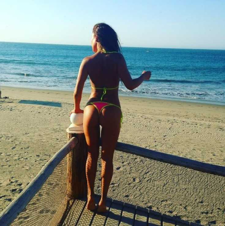 bikini nadia barrientos