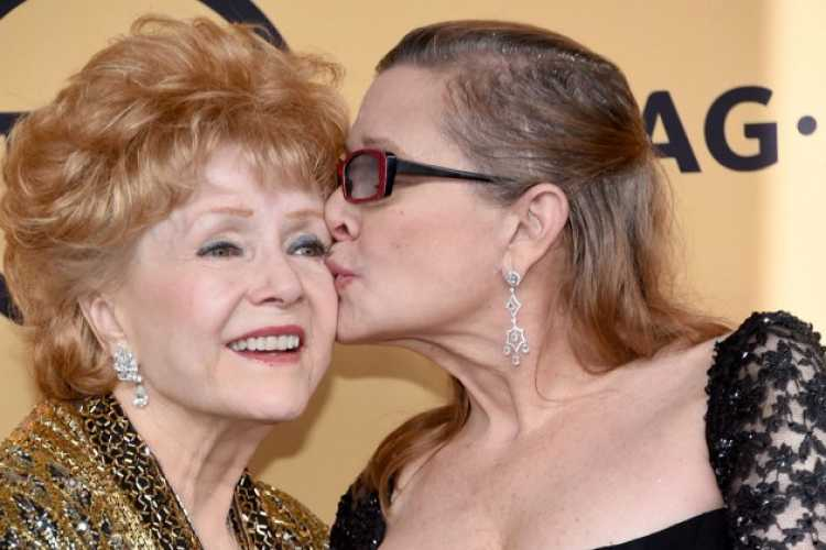 carrie fisher madre