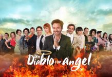 elenco un diablo con angel