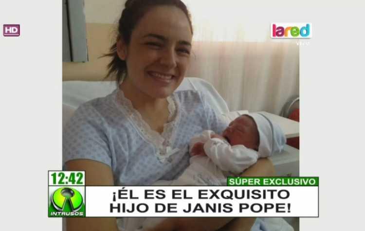 hijo janis pope