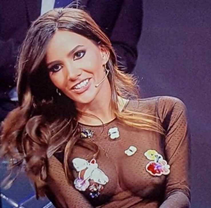 Argentina bailando desnuda bailarina de tv - 3 part 4