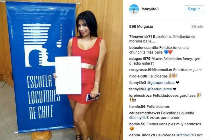 fanny instagram