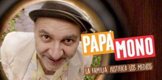papa mono canal 13