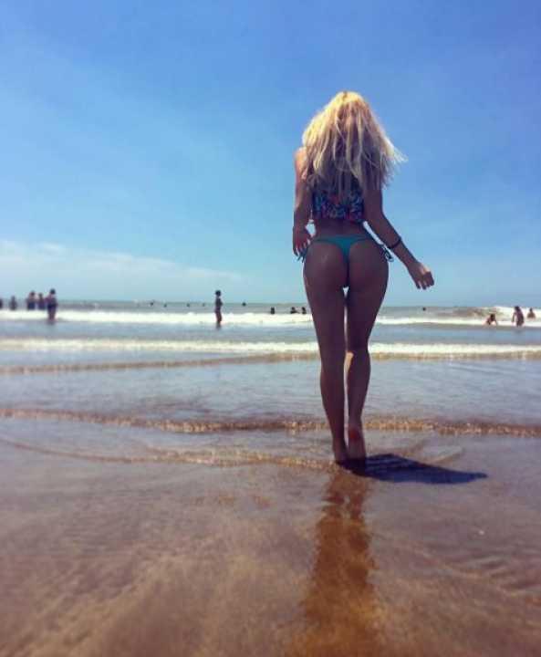 romina bikini