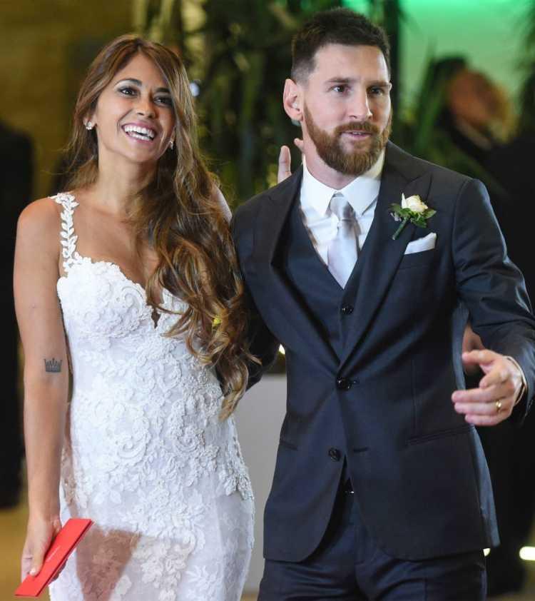 Matrimonio De Messi : La boda soñada de lionel messi y antonella roccuzzo