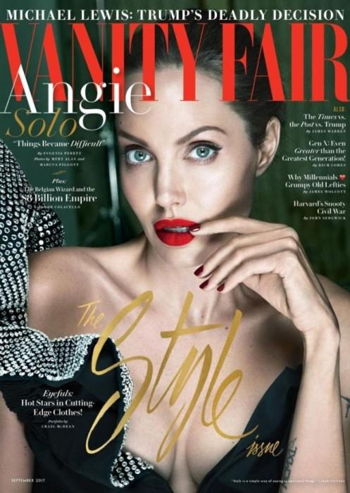 angelina jolie revista