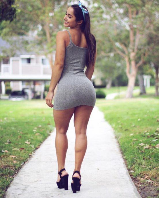 Female fitness model claudia alende hot miss bumbum 2016 brazilian model - 2 3
