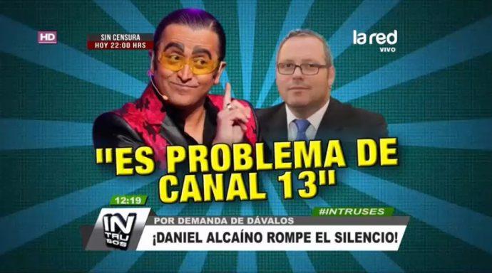 Andrónico Luksic habló sobre la demanda de Sebastián Dávalos contra Canal 13