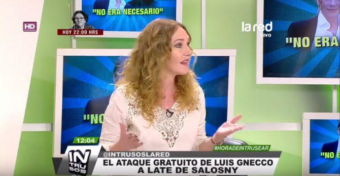Luis Gnecco criticó a