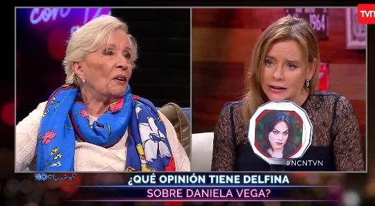Sin filtro: Delfina Guzmán aseguró que Daniela Vega es