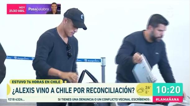 Amiga de Mayte Rodríguez reveló las causas del quiebre de la actriz y el futbolista Alexis Sánchez