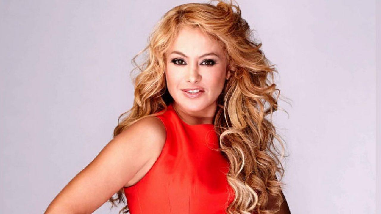 Cantante Paulina Rubio Reaparece Con Irreconocible Rostro Tecachecl