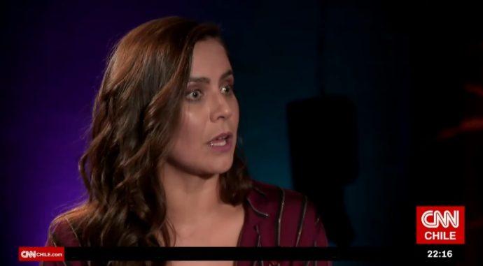 Natalia Valdebenito revela abuso infantil en