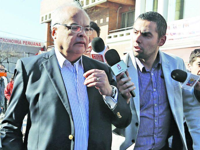 Álvaro Salas reconoció paternidad de joven de 17 años tras extenso juicio