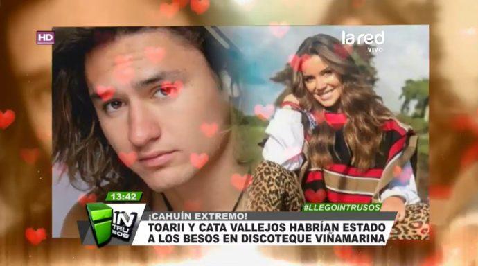 Cata Vallejos aclaró supuesto romance con Toarii Valantin: