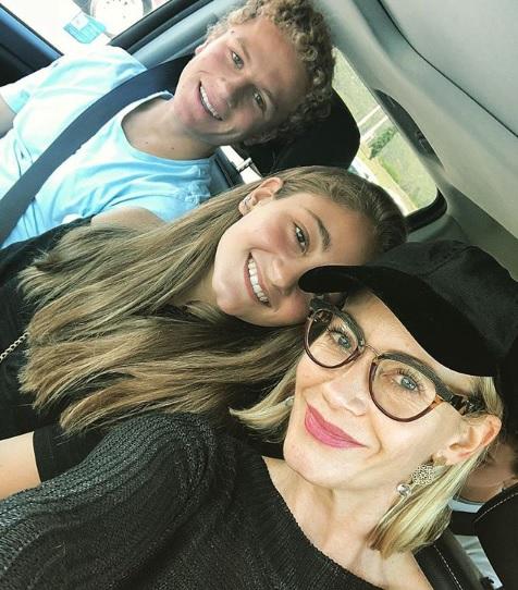 El debut de Marcela Vacarezza como suegra en Instagram: Así mostró el pololeo de su hija con el retoño de Diana Bolocco