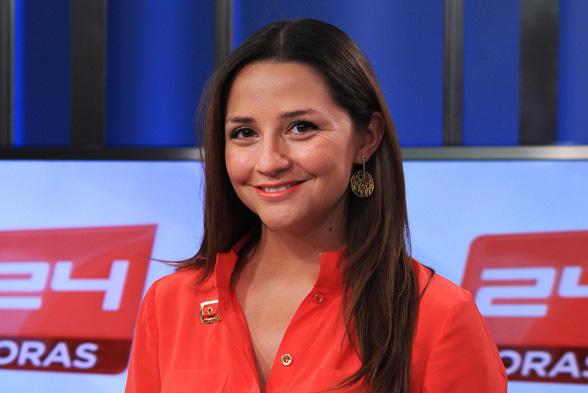 Andrea Arístegui deja TVN después de casi dos décadas