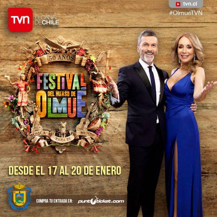 Conoce la parrilla del Festival del Huaso de Olmué 2019