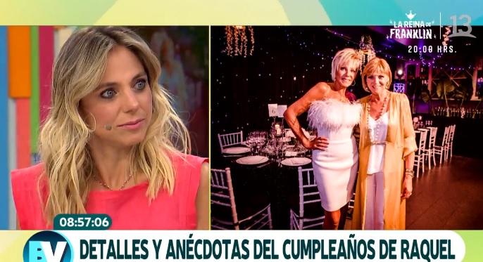 Paty Maldonado amenazó a los actores chilenos
